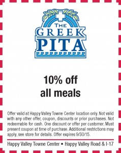 The Greek Pita