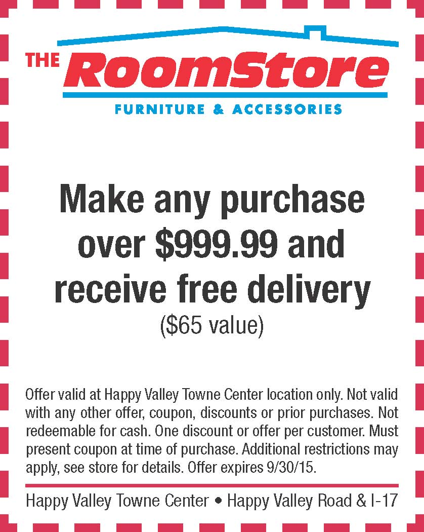 The Roomstore. Happy Valley Towne Center   The Roomstore