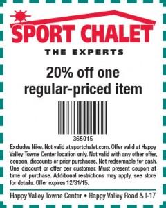 Sport Chalet