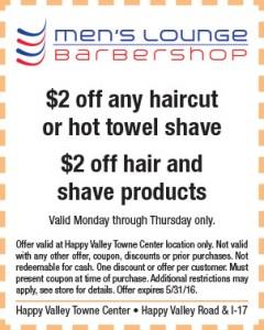 Men's Lounge Barbershop