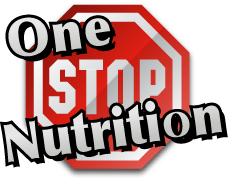 one stop nutrition label